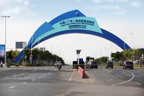 公司新闻      经过紧张建设,中国(广东)自由贸易试验区深圳前海蛇口